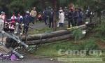 Thêm một nạn nhân tử vong trong vụ cột điện đổ trúng xe cô giáo