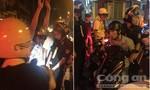 CSGT Chợ Lớn bắt gọn 2 tên cướp xe máy của cô gái