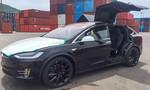 SUV điện - Tesla Model X về Việt Nam