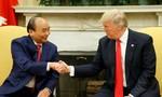 Thủ tướng Nguyễn Xuân Phúc hội đàm với Tổng thống Mỹ Donald Trump tại Nhà Trắng