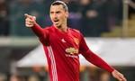 MU giải phóng hợp đồng cho Ibrahimovic