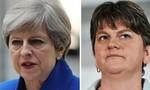Đảng DUP có cuộc thảo luận 'tích cực' với bà May để lập chính phủ liên minh