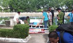 Phát hiện người chết trên ghế đá công viên nghi bị giết