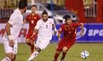 Phung phí cơ hội, tuyển Việt Nam hòa Jordan trong đáng tiếc