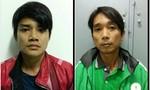 Hai tên trộm đóng giả tài xế Grabbike sa lưới đặc nhiệm giữa Sài Gòn
