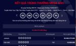 Vé số trúng Jackpot hơn 82 tỷ đồng được phát hành tại An Giang