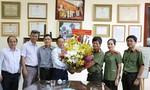 Đoàn lãnh đạo TP thăm Báo Công an TP.HCM nhân Ngày Báo chí cách mạng Việt Nam