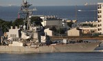 7 thủy thủ đã chết trong vụ tàu khu trục Mỹ va chạm tàu hàng