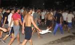 Hàng chục học viên cai nghiện ở Vĩnh Long đập cửa trốn trại