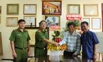 Lãnh đạo các cơ quan ban, ngành của thành phố chúc mừng Báo CATP
