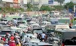 'Điểm mặt' 37 điểm ùn tắc giao thông tại TP.HCM