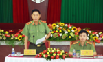 Giao ban tư tưởng trong Công an nhân dân khu vực miền Trung - Tây Nguyên