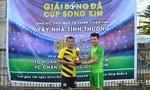 Ca sĩ Lâm Vũ tổ chức giải bóng đá để xây nhà tình thương
