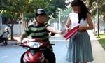 Nữ du khách người Nhật bị giật túi xách khi vừa xuống taxi ở Sài Gòn