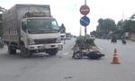 Bình Dương: Nam thanh niên bị xe tải cán chết tại chỗ