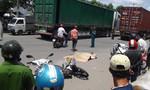 1 người chết, 2 người trọng thương sau tai nạn liên hoàn