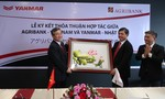 Agribank và Tập đoàn Yanmar (Nhật Bản) ký kết thỏa thuận hợp tác