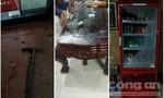 TP.HCM: Chủ khách sạn kêu cứu vì bị giang hồ đập phá, tạt xăng đòi đốt chết cả nhà