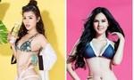 Vẻ sexy khó cưỡng của thí sinh Hoa hậu Hoàn vũ trong trang phục áo tắm