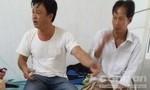 Hai người dân bị 'cát tặc' hành hung đến nhập viện ở Vĩnh Long