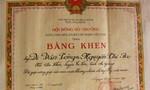 Phát hiện 114 bằng Tổ quốc ghi công, huân và huy chương bị 'ngâm' hàng chục năm