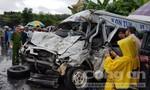 Đã có 4 nạn nhân tử vong trong vụ tai nạn giữa 2 xe khách