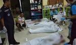 Thảm án ở một gia đình tại Thái Lan, 8 người chết