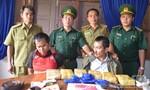 Hai kẻ vận chuyển 40.000 viên ma túy mang theo súng K59