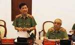 Đoàn kiểm tra việc thực hiện Chỉ thị số 09 của Ban Bí thư Trung ương Đảng làm việc với Thành ủy TP Hồ Chí Minh