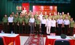 Gặp mặt kỷ niệm 70 năm Ngày truyền thống lực lượng Y tế Công an nhân dân