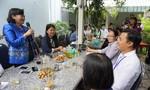 Bà Thân Thị Thư đánh giá cao buổi gặp gỡ báo chí định kỳ của Sở GTVT