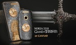 Ra mắt Nokia 3310 và iPhone 7 phiên bản dựa theo phim Game Of Thrones