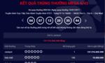 Bà Rịa- Vũng Tàu là nơi phát hành tờ vé số trúng độc đắc trị giá hơn 131 tỷ đồng