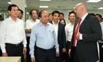 Thủ tướng thị sát Cảng Container quốc tế Cái Mép