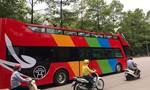 Bộ GTVT yêu cầu tạm dừng thí điểm xe buýt 2 tầng