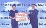 Lãnh sự Nam Phi tại TP.HCM đóng góp cho chương trình 'Tháng 7 tri ân' 1 tỷ đồng