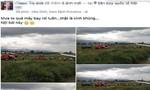 Triệu tập người phụ nữ tung tin 'máy bay rơi ở Nội Bài'