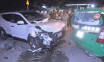 Ô tô chạy quá tốc độ, lấn làn gây tai nạn liên hoàn, 2 người chết