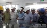 Thủ tướng Nguyễn Xuân Phúc kiểm tra hệ thống xử lý môi trường tại Formosa
