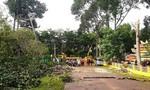 Hàng chục căn nhà tốc mái sau mưa lớn tại Đồng Nai