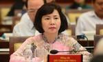 Ủy ban Kiểm tra Trung ương xem xét kỷ luật Thứ trưởng Bộ Công thương Hồ Thị Kim Thoa