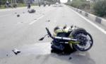 Bình Dương: Môtô tông xe máy, 5 người thương vong