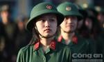18 trường quân đội công bố điểm chuẩn chính thức