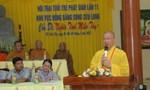 Hội trại tuổi trẻ Phật giáo 11 thành công rực rỡ