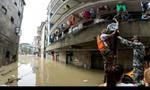Miền nam Trung Quốc tơi bời vì mưa lũ