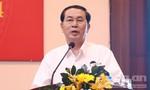 Chủ tịch nước: Đấu tranh với tham nhũng phải kiên quyết, kiên trì