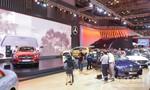 Khai mạc triển lãm VMS 2017, nhiều ô tô mới trình làng
