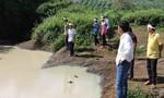 3 học sinh lớp 4 chết đuối dưới kênh nội đồng