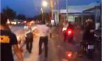 Tiền Giang: Phóng viên bị ném vật cứng vào đầu khi đang tác nghiệp