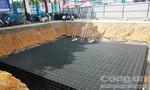 TP.HCM: Hoàn tất xây dựng hồ điều tiết chống ngập đầu tiên